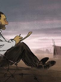 ジュゼップ 戦場の画家 イメージ